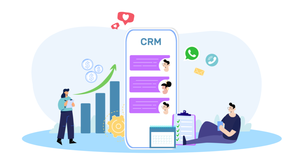 What is a mobile CRM